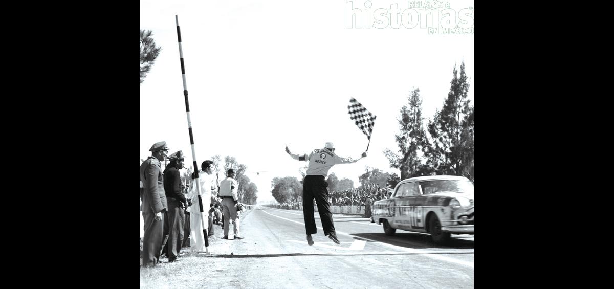 ¿Se acuerdan de la osada Carrera Panamericana?