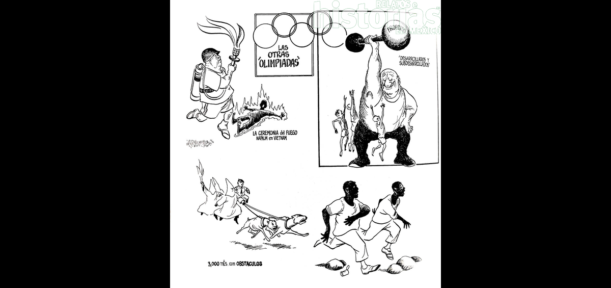 Las otras olimpiadas