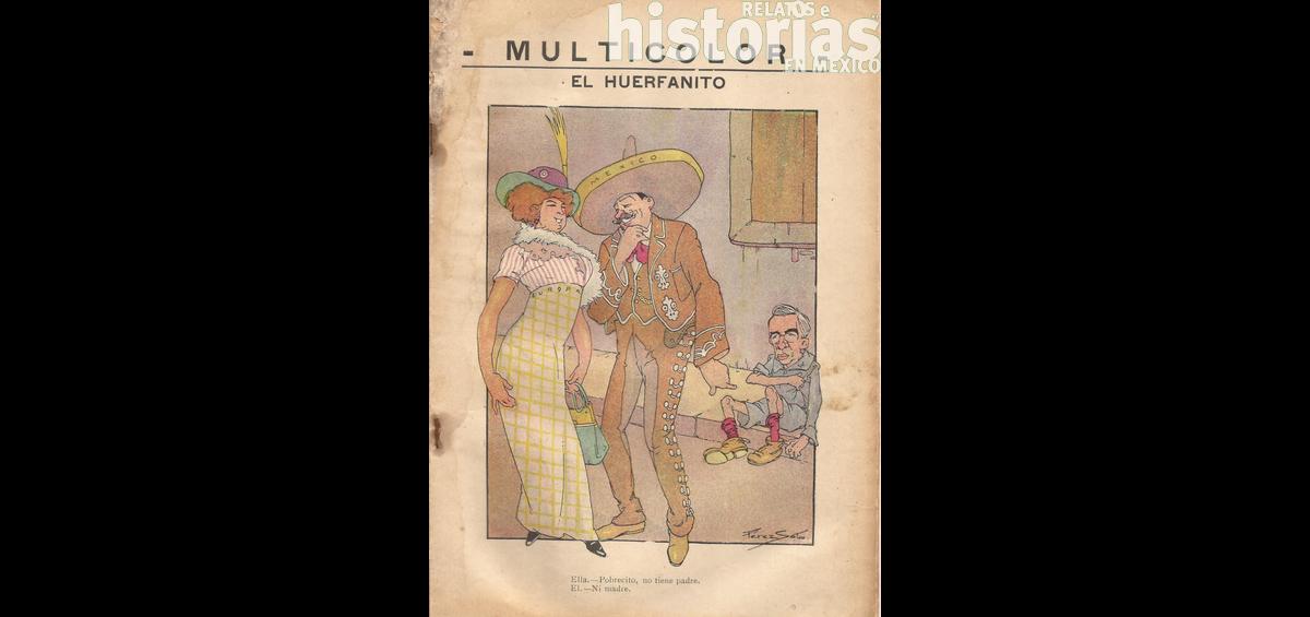 """El Cartón del Mes: """"El Huerfanito"""""""