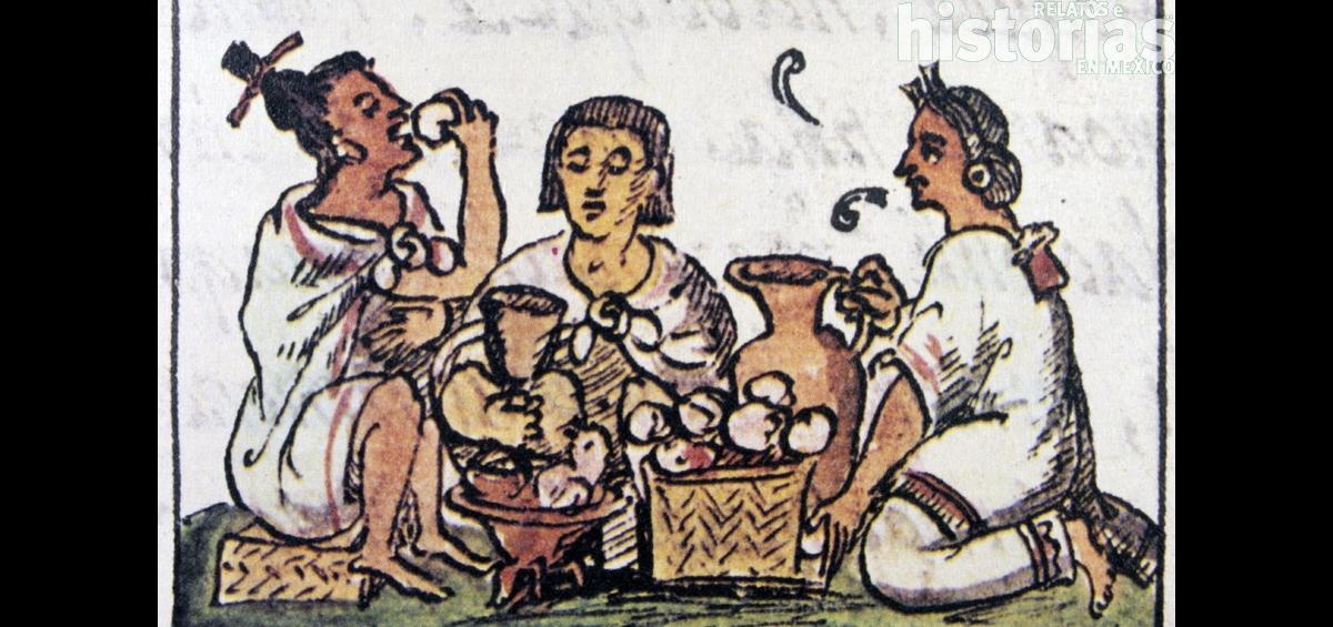 El tamal entre los mexicas