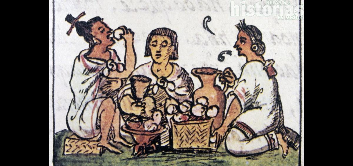 El tamal en la época prehispánica