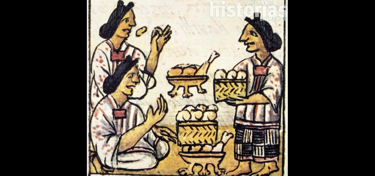 La vendedora de tamales