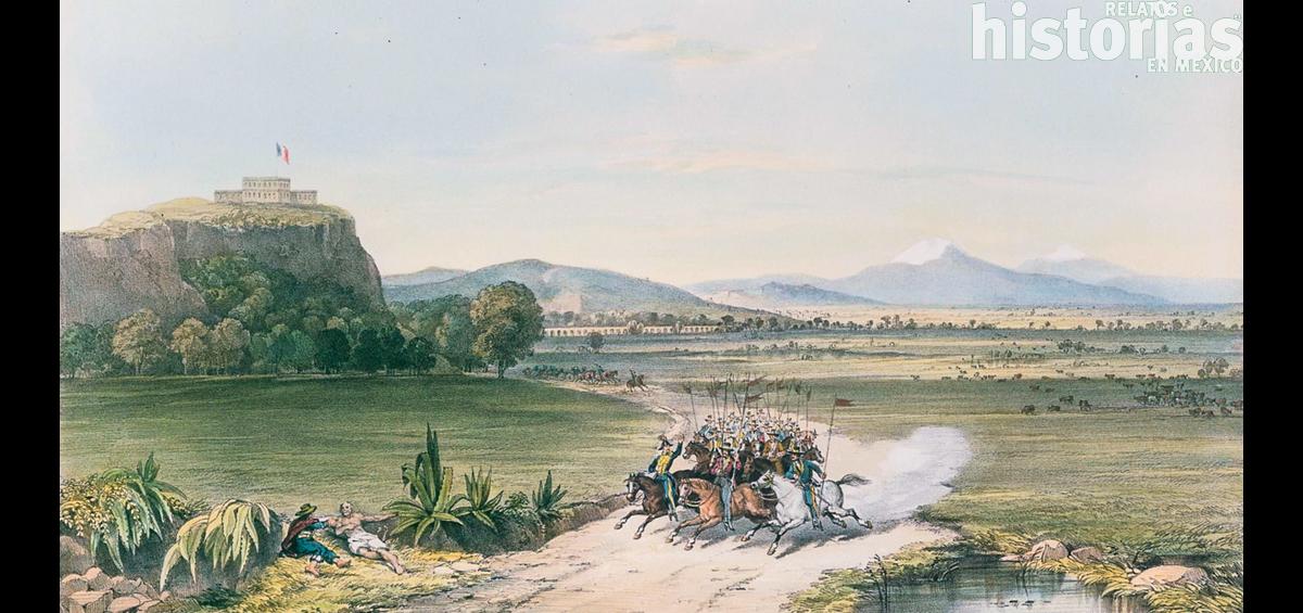 Ciudad de México frente a la invasión gringa