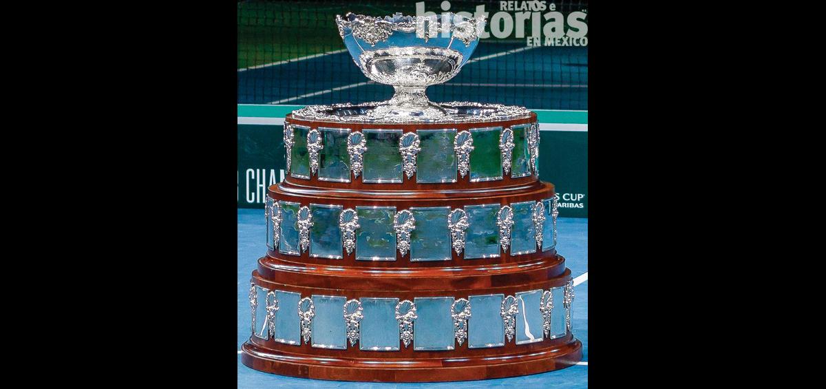 El origen de la Copa Davis en 1900