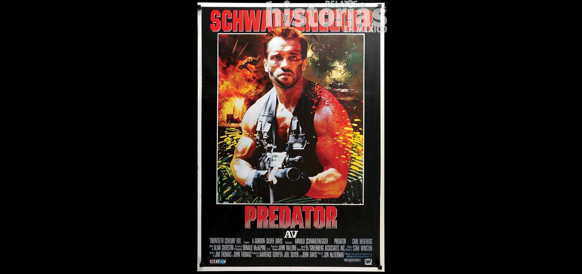 """¡Vamos al cine! Les recomendamos """"Depredador"""""""