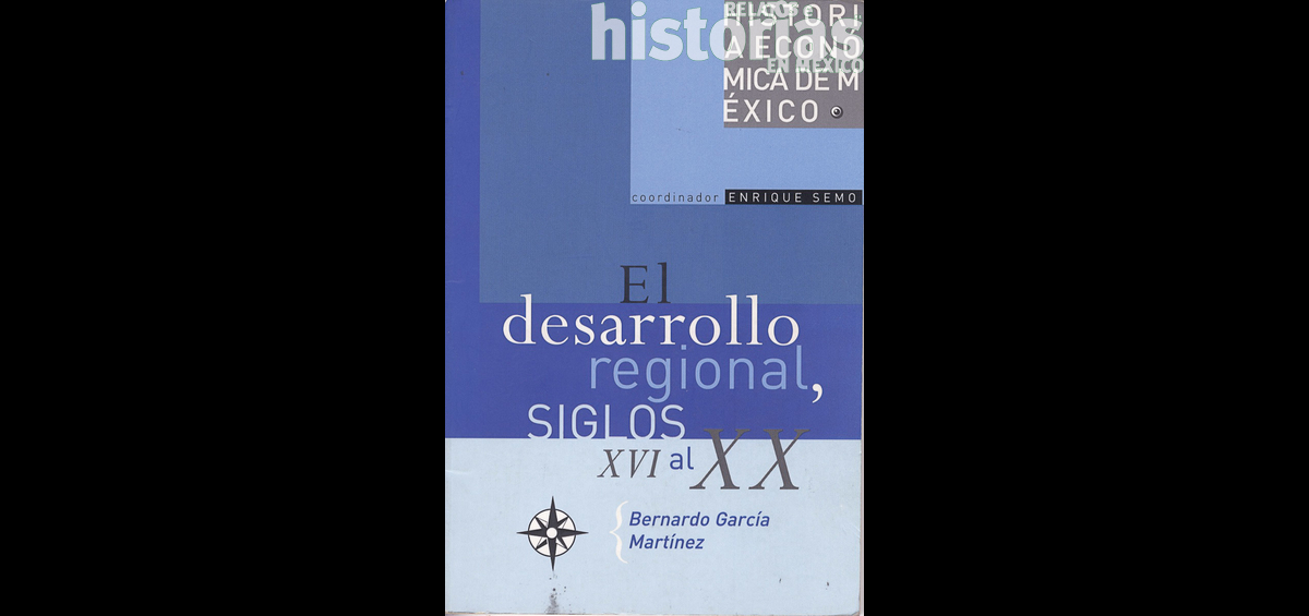 Bernardo García Martínez, historiador de pueblos y regiones de México