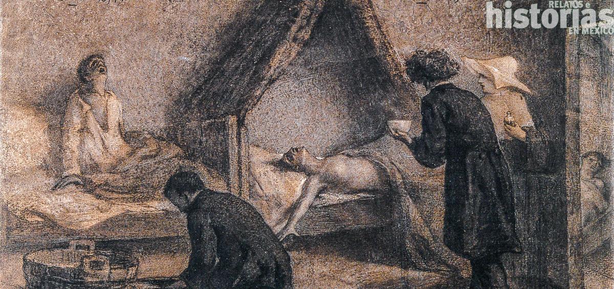 De epidemias y panteones