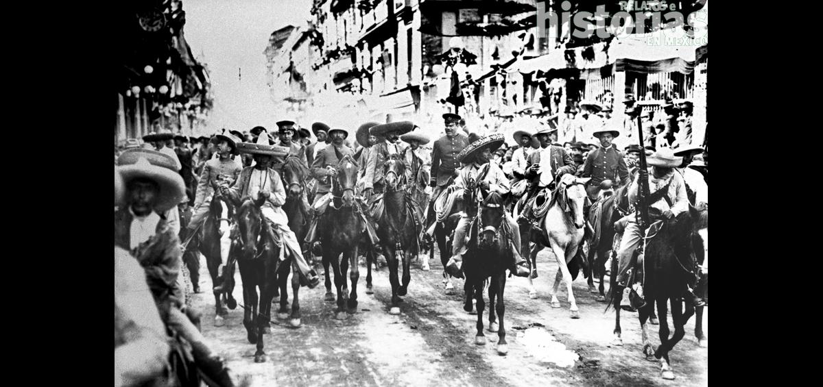 ¿Cuándo se conocieron Pancho Villa y Emiliano Zapata?