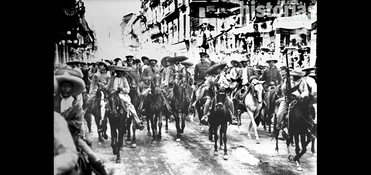 Playlist con los más significativos corridos de la Revolución mexicana
