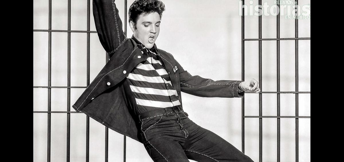 Playlist con lo mejor de Elvis Presley