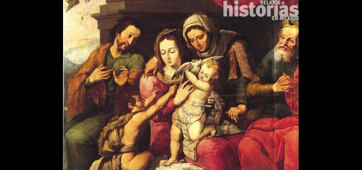 Jesús, José y María... La Sagrada Familia