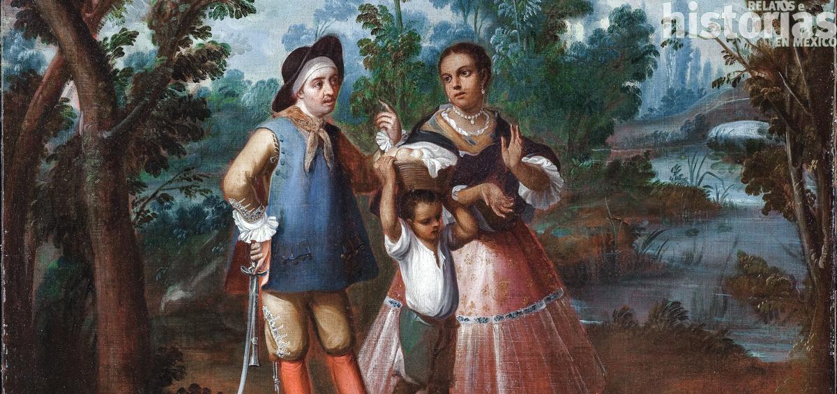 La esclava del virrey