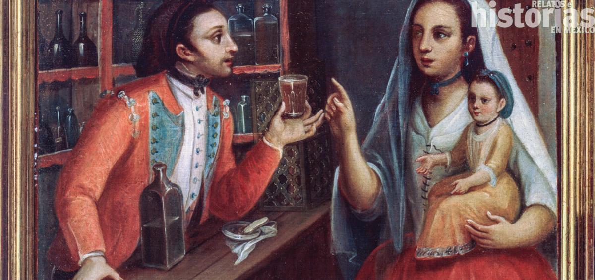 ¿Cuál es la historia del vino mezcal?