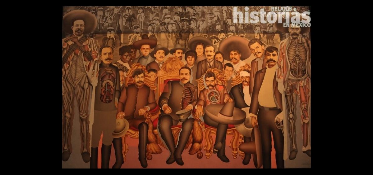 Piezas numismáticas del periodo de la Revolución Mexicana honran la memoria de Emiliano Zapata