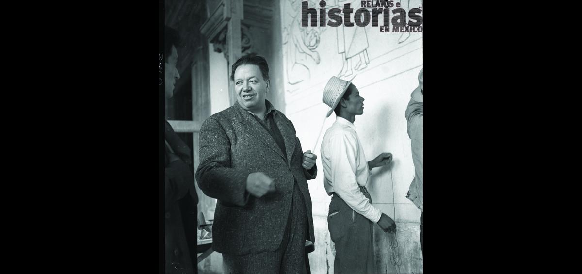 """Documental """"El día que murió Diego Rivera"""""""