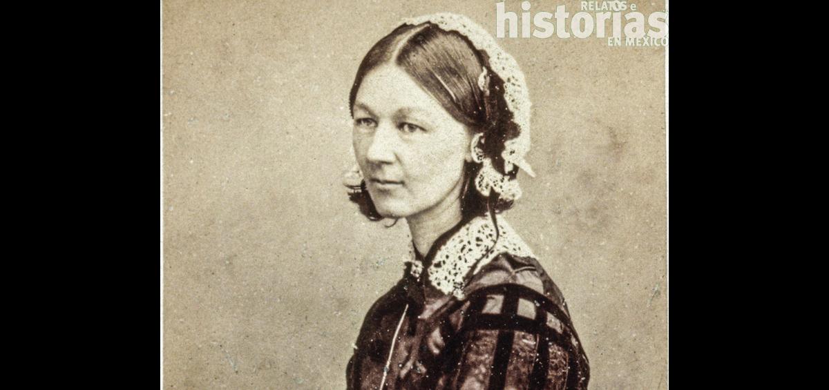 Florence Nightingale, la maestra de enfermeras