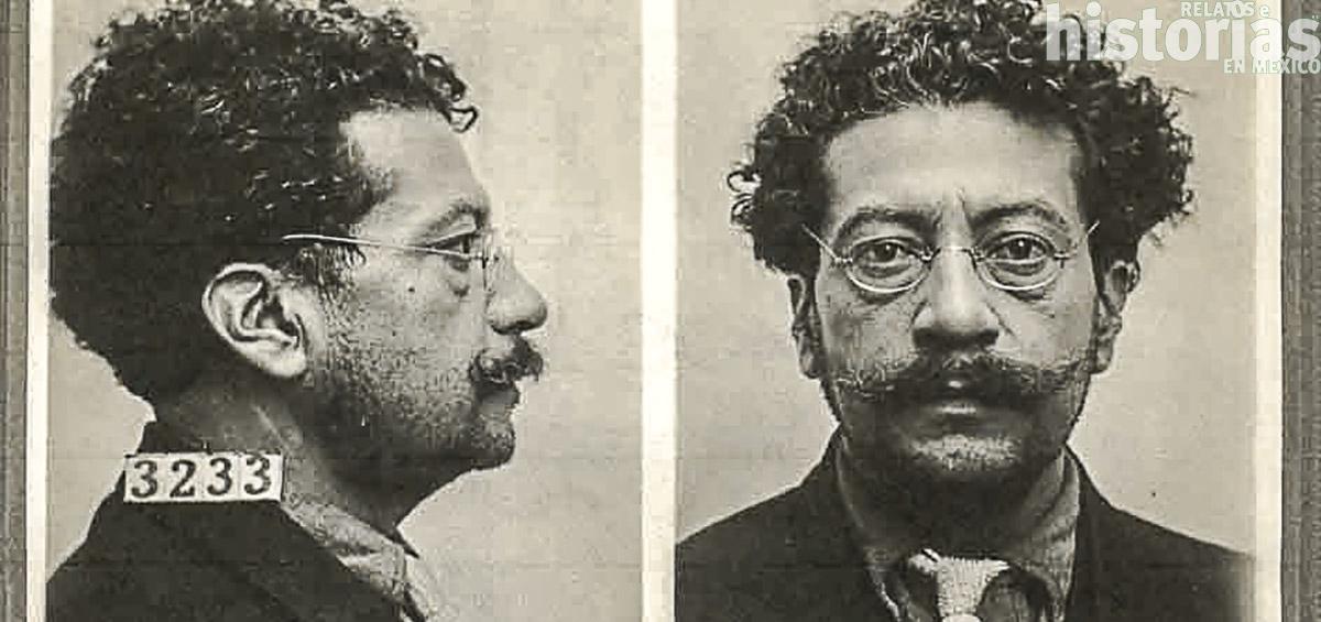 Ricardo Flores Magón contra el régimen carrancista