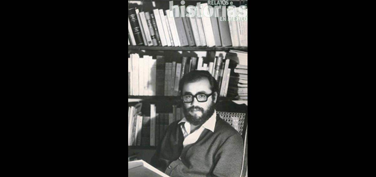 ¿Conocen el trabajo de Roberto Moreno de los Arcos? Un historiador apasionado por la Nueva España