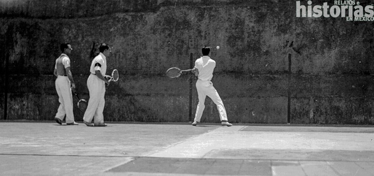 Los juegos de pelota vasca en México 68