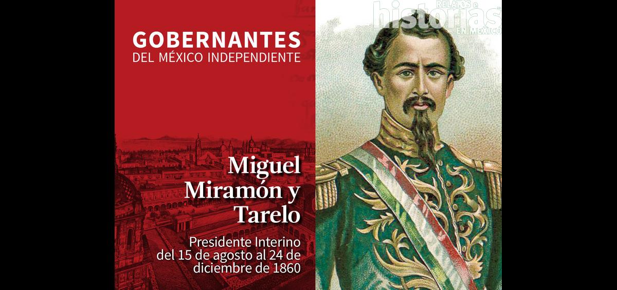 Miguel Miramón y Tarelo