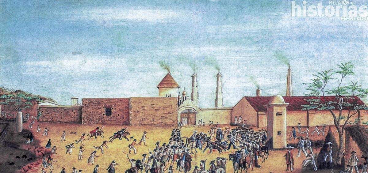 Rebeliones de indígenas contra el pago de tributos en la década de 1840