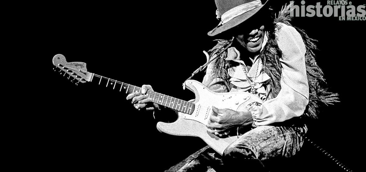 Jimi Hendrix y su protesta contra la Guerra de Vietnam en Woodstock (1969)