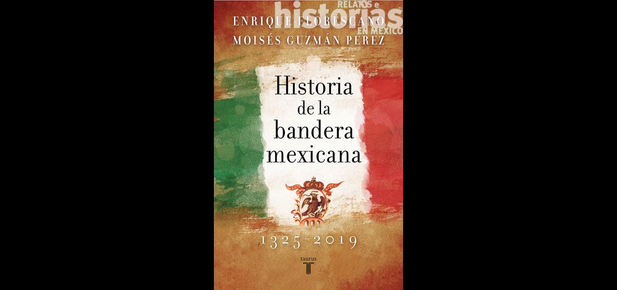 Historia de la bandera mexicana. 1325-2019