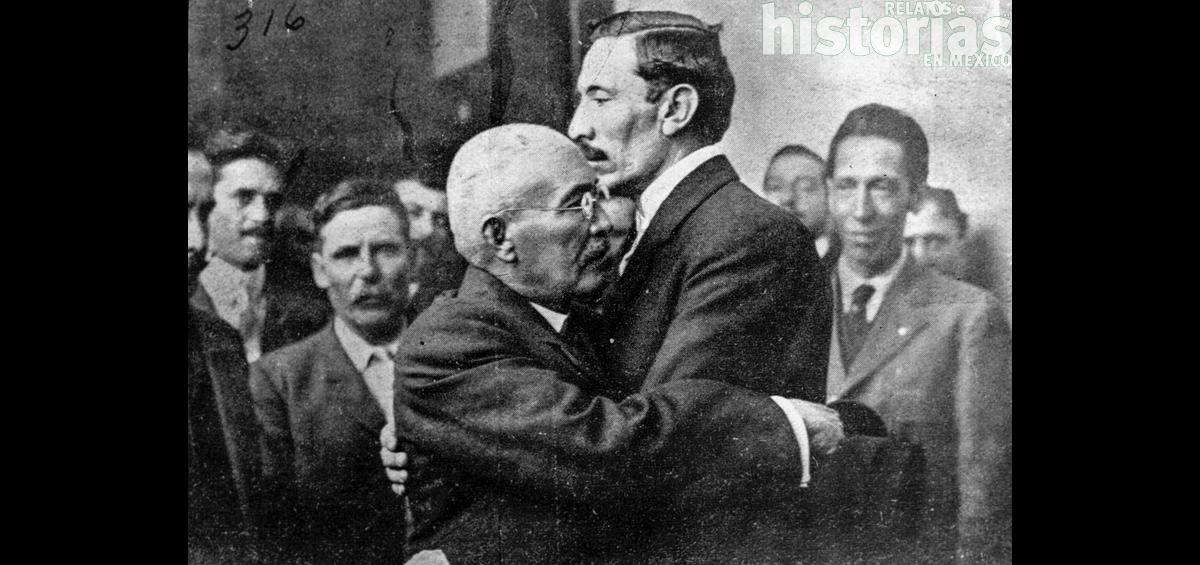 De Huerta a Carranza, las maniobras alemanas en México