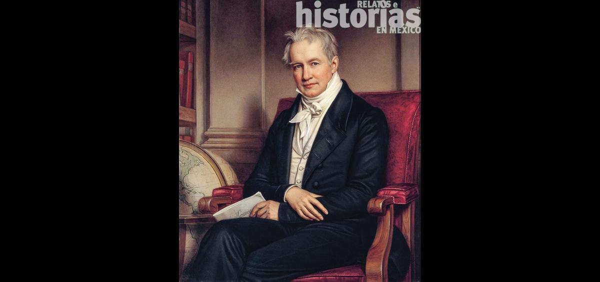 ¿Han leído a Humboldt, Oliver Sacks y Eduard Mühlenpfordt? Los tres son extranjeros perdidos en México