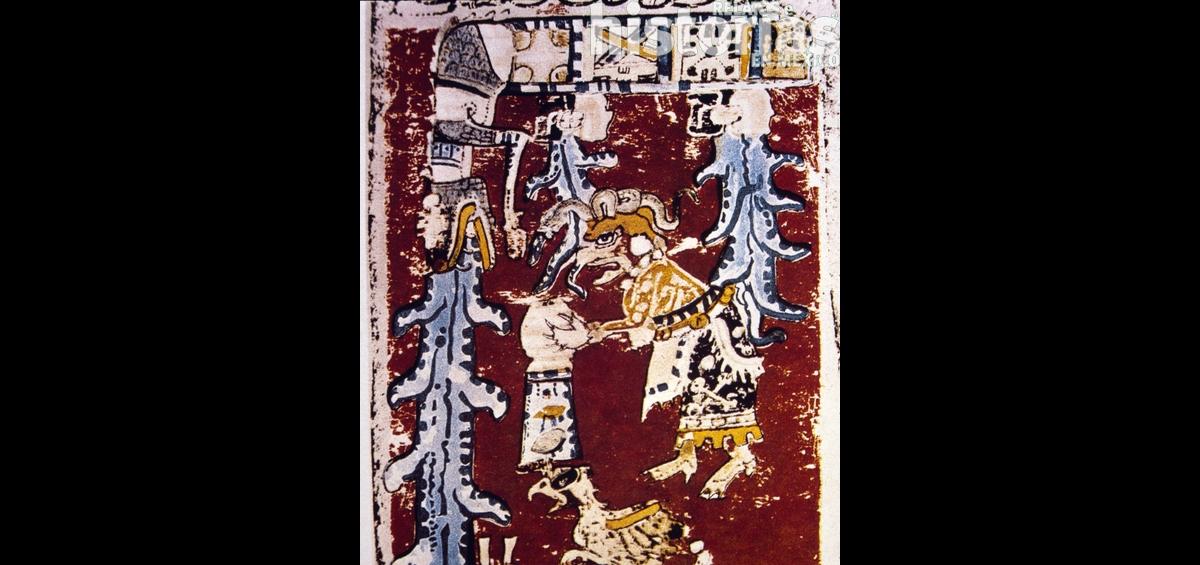 Ix Chel. La diosa lunar (Diosa I; Diosa O)