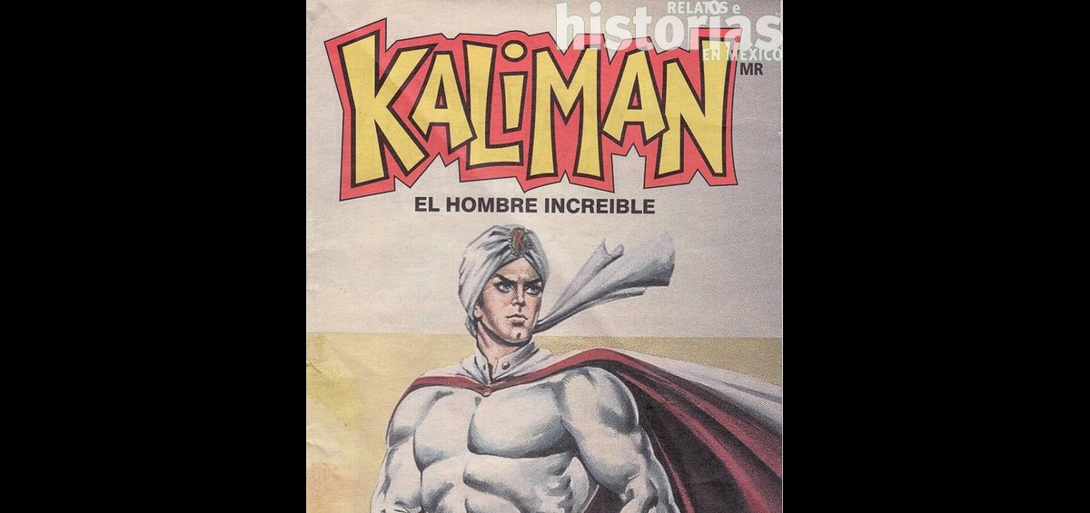 Kalimán: el Hombre Increíble