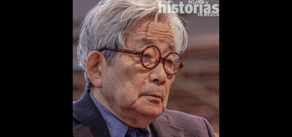 La ensoñación del escritor japonés Kenzaburo Oé