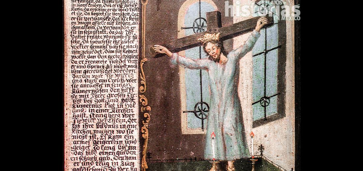 Santa Liberata, una premonición medieval de la liberación femenina
