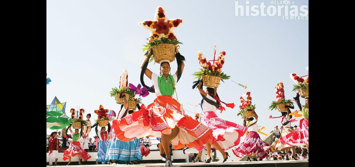 Guelaguetza: origen, formas y contenidos