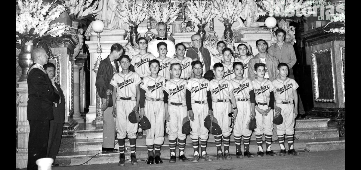 Los niños héroes del Béisbol