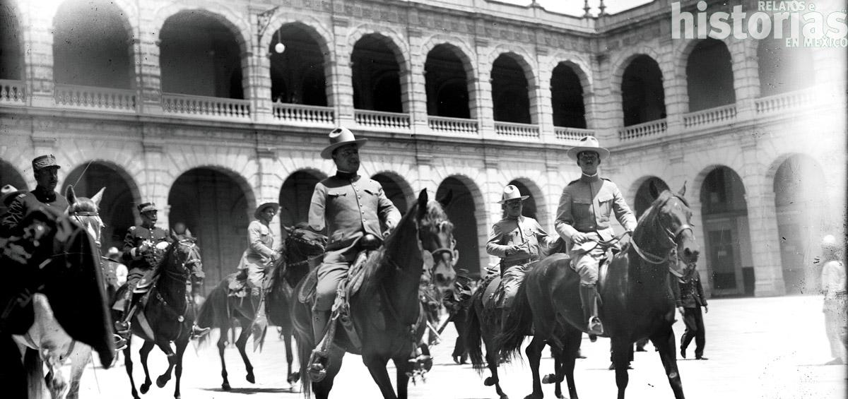 El último golpe militar en mayo de 1920