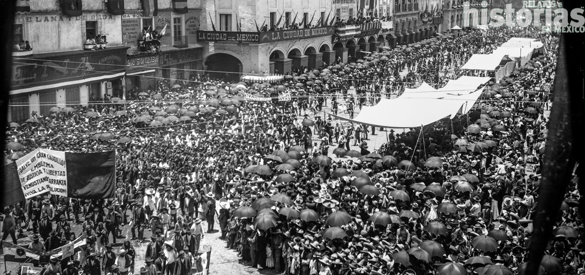 El proceso que fraguó el golpe de Estado contra Carranza