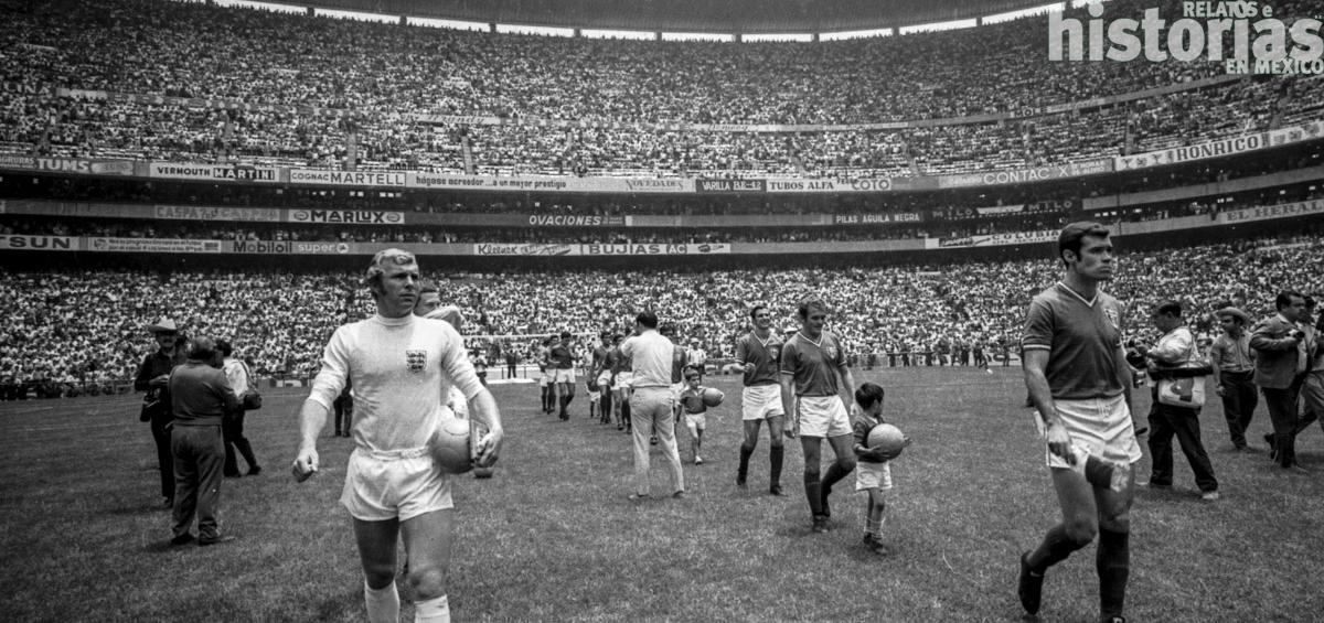 ¿Se acuerdan de los populares partidos de futbol de 1969?
