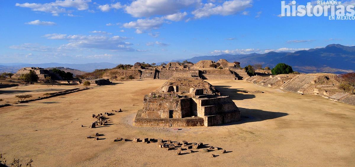 Documental sobre Monte Albán, Oaxaca