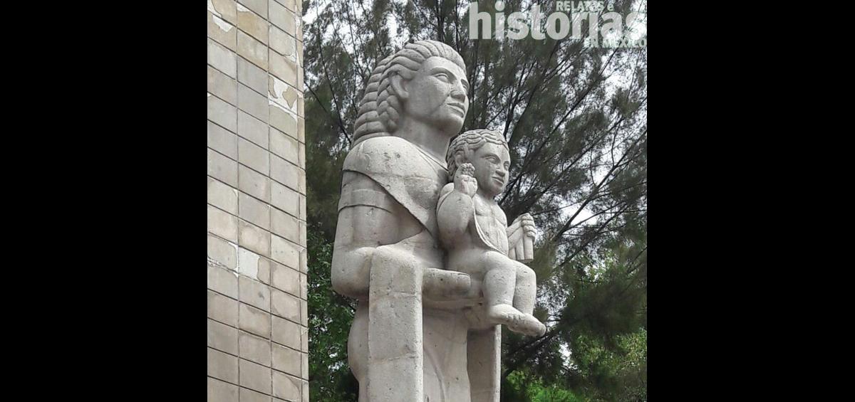 ¿Conocen el Monumento a la Madre en Ciudad de México?