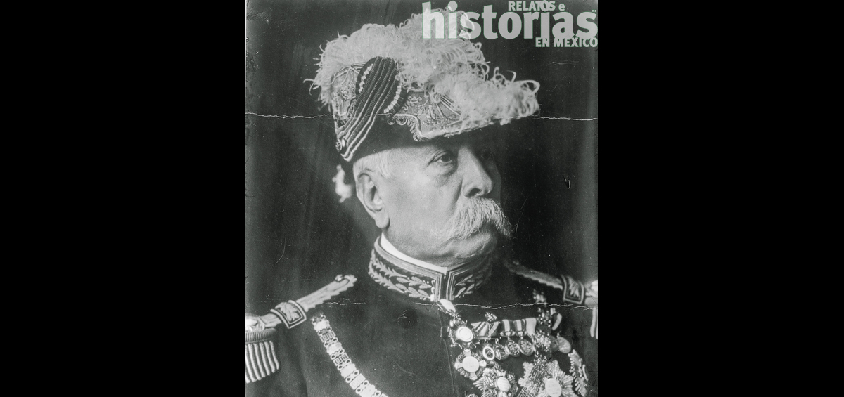 Muere Porfirio Díaz