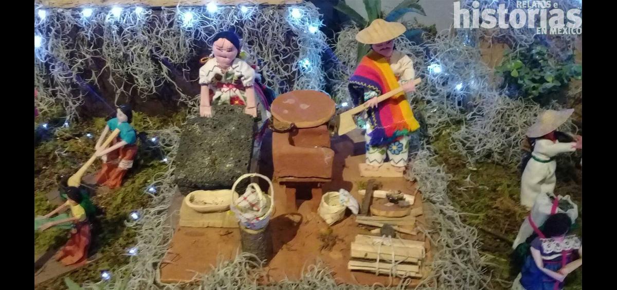 Venid a mirar nacimientos de tradición