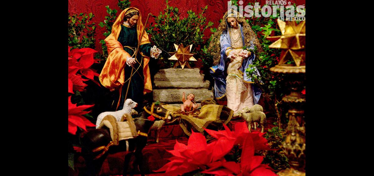 Nacimientos del siglo XVIII y XIX en el Museo de El Carmen