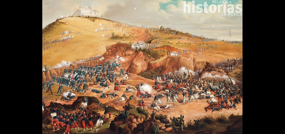 Modesto Arreola, héroe poco conocido de la Batalla del 5 de Mayo de 1862