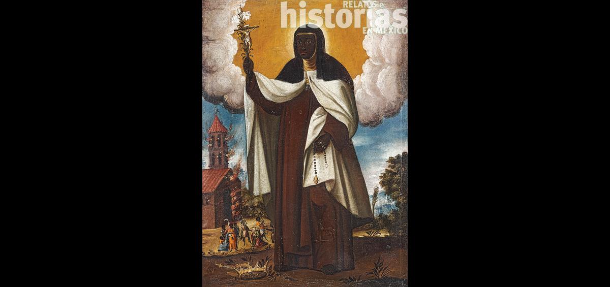 La devoción a los santos negros