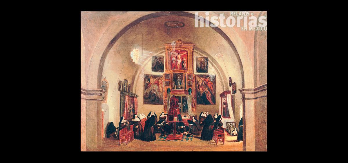 ¿Cuáles eran las tentaciones de la carne en las monjas novohispanas?