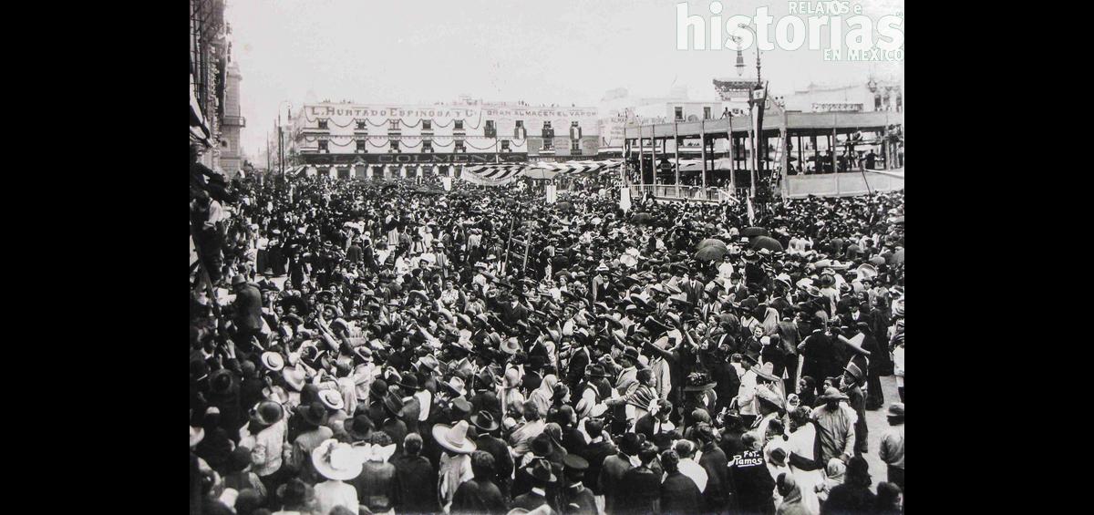 Noticias de la celebración del Grito de Independencia de 1810