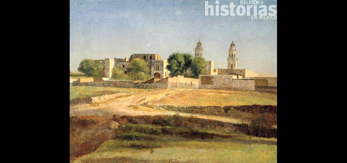 La ruina del generalísimo Morelos