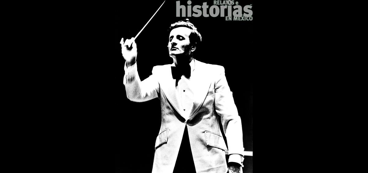 El vuelo musical de Eduardo Mata