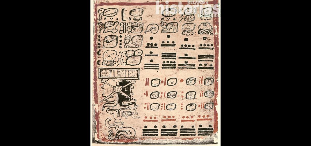 Eclipses solares registrados en el Códice Dresde de origen maya